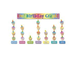 Our Birthday Graph! Bulletin Board Set
