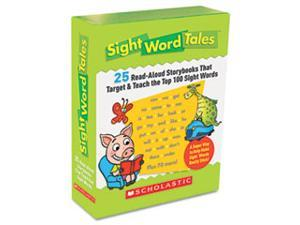 Sight Word Tales, 25 Books/16 Pages and Teachers Guide