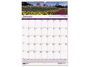 Gardens of the World Monthly Wall Calendar, 12 x 12.