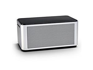 OREI Diamond Enhanced Bass NFC Bluetooth 4.0 Wireless Speaker, Powerful Sound, Built in Mic, Aluminum Body, Touch Panel & Compact Size