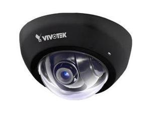 Vivotek FD8136 1 MP Ultra-Mini Dome IP Camera (Black)