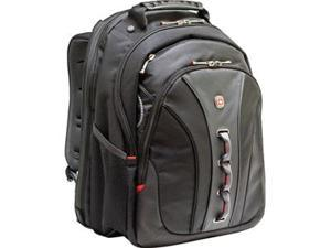 """SwissGear LEGACY WA-7329-14F00 Carrying Case (Backpack) for 15.6"""" Notebook - Black"""