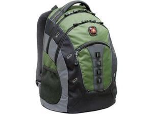"""SwissGear GRANITE GA-7335-07F00 Carrying Case (Backpack) for 15.6"""" Notebook - Green"""