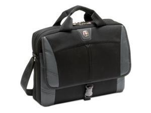 "SwissGear SHERPA GA-7467-14F00 Carrying Case (Sleeve) for 17"" Notebook - Gray"