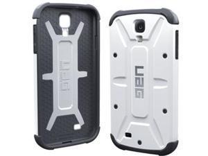 UAG NAVIGATOR Case For Samsung Galaxy S4 UAG-GLXS4-WHT/BLK-W/SCRN-VP