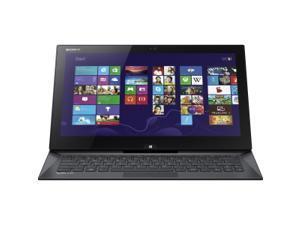 "Sony VAIO Duo SVD1321BPXB Ultrabook/Tablet - 13.3"" - Intel Core i5 i5-4200U 1.60 GHz - Black"