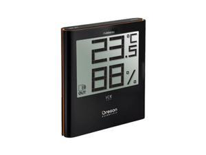Elements Large Digit Temp and Humidity