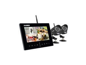 "7"" LCD SD DVR 2 WIRELESS IN-OUT CAMERA"