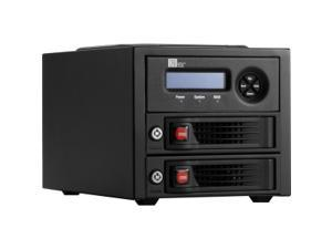 Cru-dataport Llc Rtx220-3qr 2-bay Trayfree Drive Enclosu