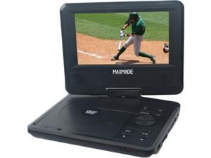 Maxmade 7in Portable Dvd Player