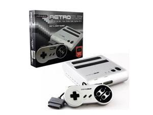 Retro Duo Console Black Silver