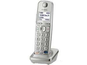 Panasonic KX-TGEA20S New DECT 6.0 Technology Additional Digital Cordless Handset