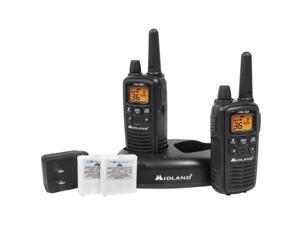 Midland LXT600VP3 36 Channel GMRS Radios - Black (LXT600VP3)