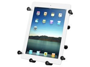 RAM Mount Universal X-Grip III Large Tablet Holder - Fits New iPad (RAM-HOL-UN9U)