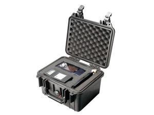 Pelican 1300 Case w/Foam - Black (1300-000-110)