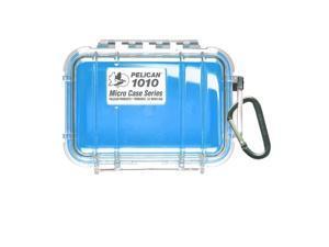 Pelican 1010 Micro Case w/Clear Lid - Blue (1010-026-100)