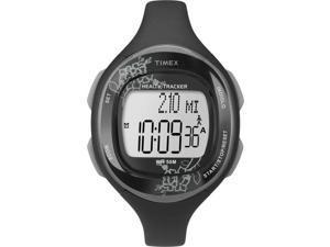 Timex Health Tracker Watch - Black/Gray Flower (T5K486)