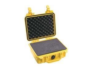 Pelican 1200 Case w/Foam - Yellow (1200-000-240)