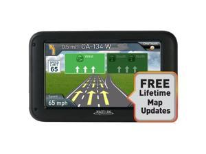 "Magellan RoadMate 2220-LM 4.3"" Touchscreen w/Lifetime Maps (RM2220SGLUC)"