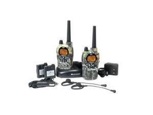 Midland GXT1050VP4 50 Channel GMRS/FRS Radio - Camo, Waterproof (GXT1050VP4)