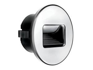 I2SYSTEMS INC E1150Z-11C03N i2Systems Ember E1150 Snap-In Round Light - Warm White, Chrome Finish