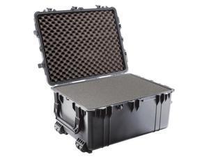 Pelican 1630 Transport Case w/Pick N Pluck Foam - Black (1630-000-110)