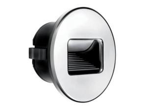 i2Systems Ember E1150 Snap-In Round Light - Cool White, Chrome Finish (E1150Z-11AAH)