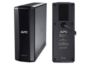 APC BR24BPG  Back-UPS Pro Battery Pack 24V - Battery enclosure - 12 V - 2 x lead acid