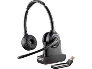 PLANTRONICS PL-84008-03 Savi Over the Head Binaural DECT Headset