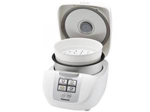 PANASONIC SR-DF181 Microcomputer Fuzzy Logic 10 Cup Rice Cooker - 10 Cups Uncooked Rice