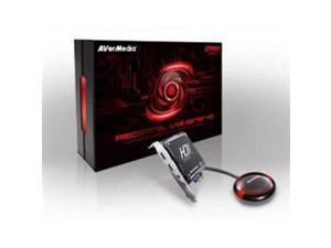 AVERMEDIA MTVLIVGHD Live Gamer HD PCIe Capture
