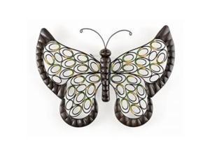 """GARDMAN 8417 Butterfly Wall Art - 20"""" L x 16"""" W"""