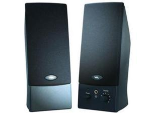 CYBER ACOUSTICS CA-2011WB Cyber Acoustics CA-2011WB 2.0 Speaker System - 4 W RMS - Black