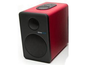 GRACE DIGITAL AUDIO GDI-BTSP207 Wi-Fi Bookshelf Music System in Red  / Class D digital amplifier