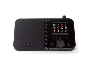 GRACE DIGITAL AUDIO GDI-IRC6000 Mondo GDI-IRC6000 Wi-Fi Music Player with 3.5-Inch Color Display (Black)