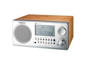 SANGEAN WR-2WL WR-2 Digital AM/FM Table Top Radio
