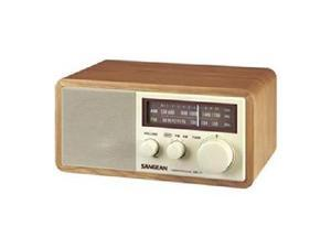 SANGEAN SAN-WR11 Wooden MDF  Radio  / 7Watt full range speaker