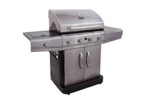 CHAR-BROIL 463461614 Gas Grill 3 Sq. ft. - 14.07 kW - Portable - Outdoor