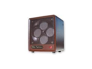 WORLD MARKETING BDISC6 Comfort Glow The Original Brown Box Ceramic Disc Heater