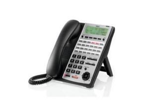 NEC NEC-1100161 SL1100 24 Button Full-Duplex IP Tel (BK)