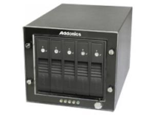 ADDONICS RT3S5HEU3 RAID Tower RT3S5HEU3 DAS Array  / RAID Supported - 5 x Total Bays - USB 3.0