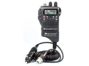 MIDLAND RADIO CORPORATION MID-75-822 Handheld Mobile CB w/ Adapter