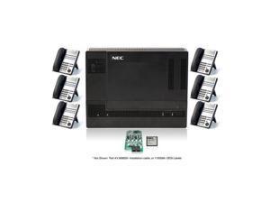 NEC NEC-1100005 SL1100 Quick-Start Kit Intro