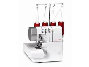 SINGER SEWING CO 14CG754 14CG754 ProFinish a 4/3/2 thread overlock machine