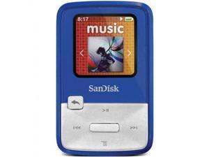 SANDISK SDMX24-008G-A46B SanDisk Clip Sport 4GB, Blue