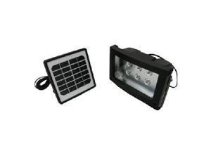 MAXSA MXS-40330 Maxsa Solar-Powered 8 Hour Floodlight