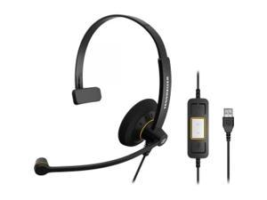 SENNHEISER ELECTRONIC SC 30 USB ML Headset for Microsoft Lync
