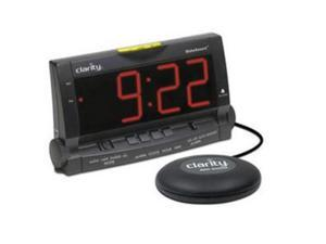 CLARITY CLARITY-WAKE Wake Assure Alarm Clock 85dB - Black