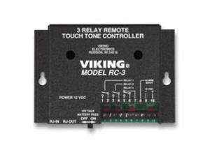 VIKING ELECTRONICS RC-3 Control up to 3 Relay Contacts Remotely