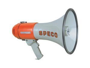 SPECO TECH ER370 Speco ER370 Deluxe Megaphone w/Siren - 16W